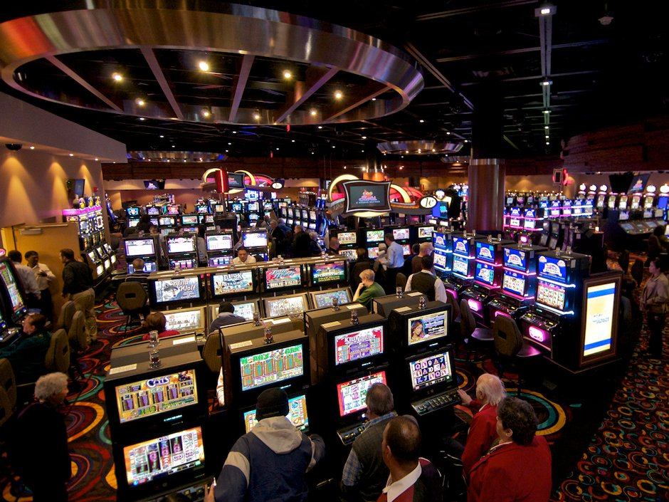 The Ugly Facet Of Casino Game